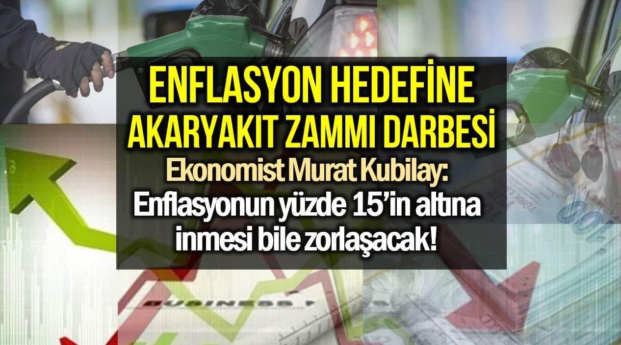 akaryakıtta ÖTV zammı