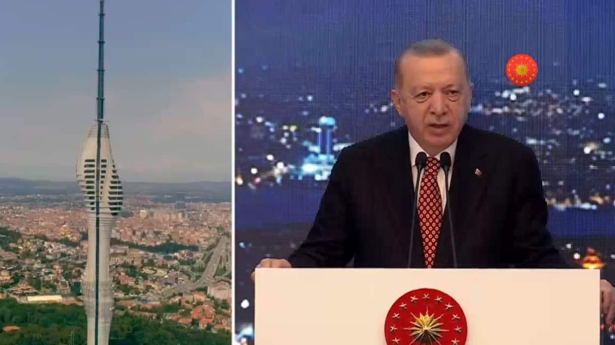 erdoğan çamlıca