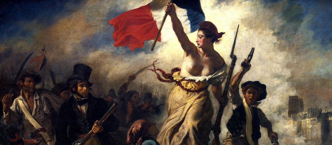 Halka Yol Gösteren Özgürlük