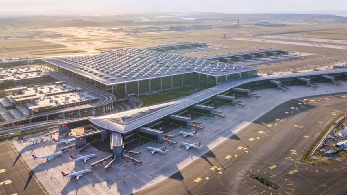 Boş kalan havalimanları