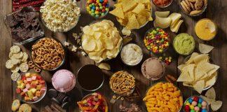 işlenmiş gıdalar