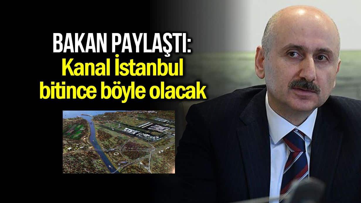 Kanal İstanbul bitince