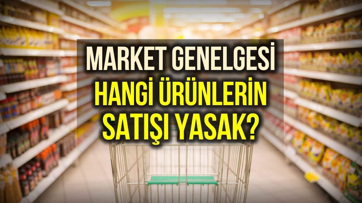 market genelgesi