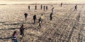 afgan göçmenler