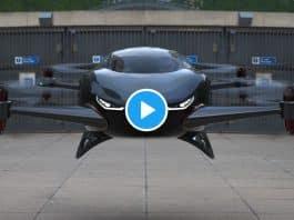 AirCar uçan araba