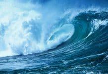 denize girmek