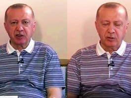 erdoğan uyuklaması