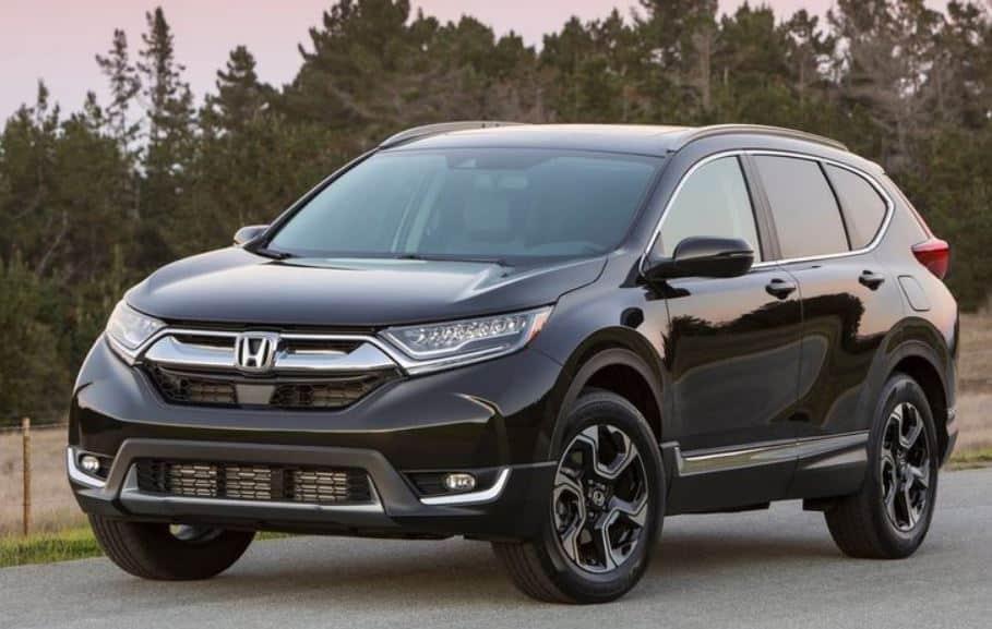 Honda CR-V araç