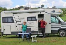 karavanla tatil