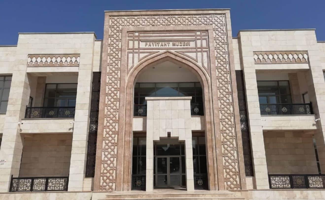 payitaht müzesi bina