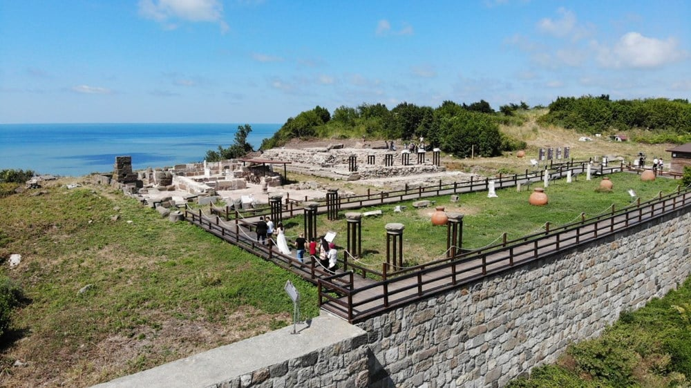 karadeniz antik kent