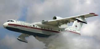 Kahramanmaraş'ta yangın söndürme uçağı