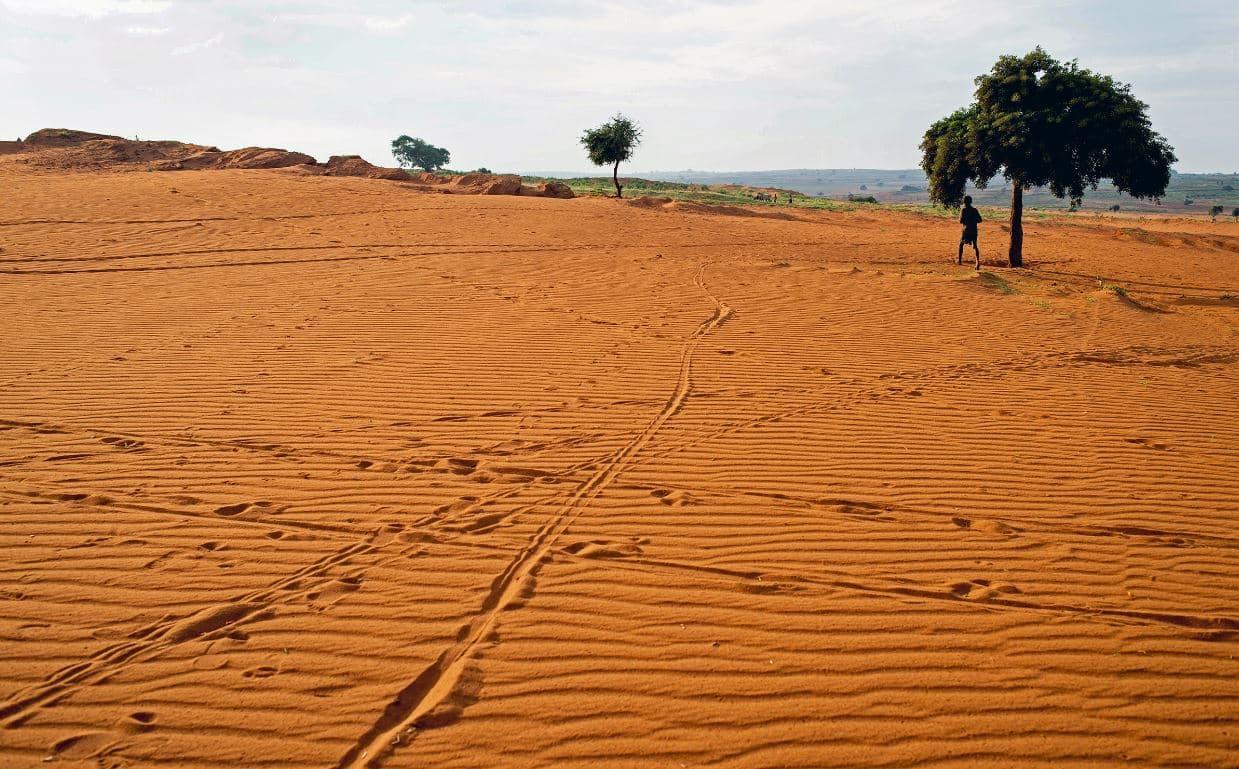 madagaskar kıtlık