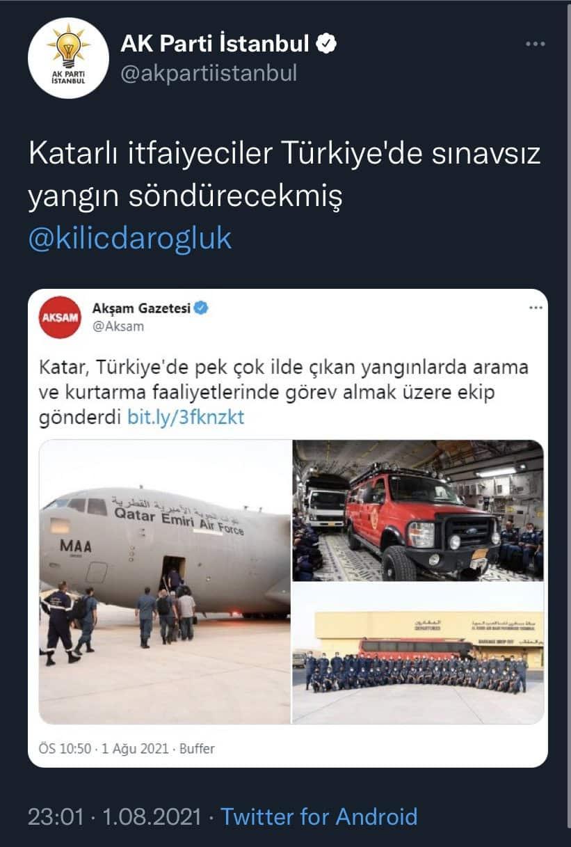 Akp istanbul