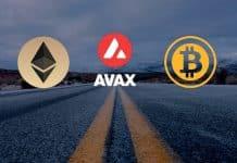 Bitcoin ethereum avax