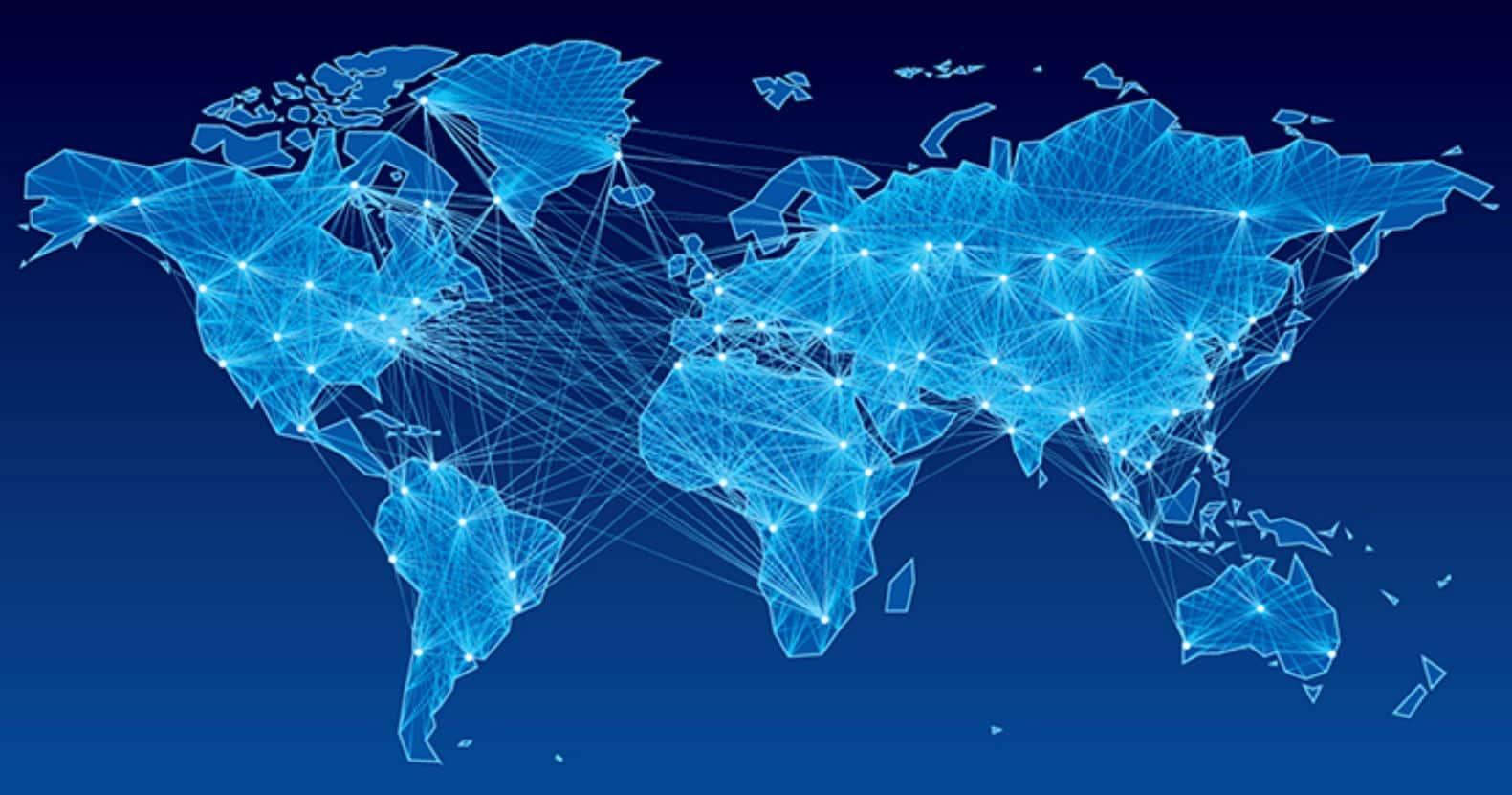 dünya internet ağı