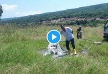 sondaj maden suyu