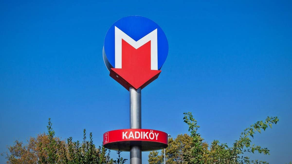 metro simgesi