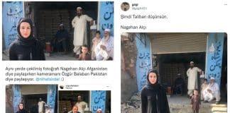 Nagehan Alçı, Afganistan