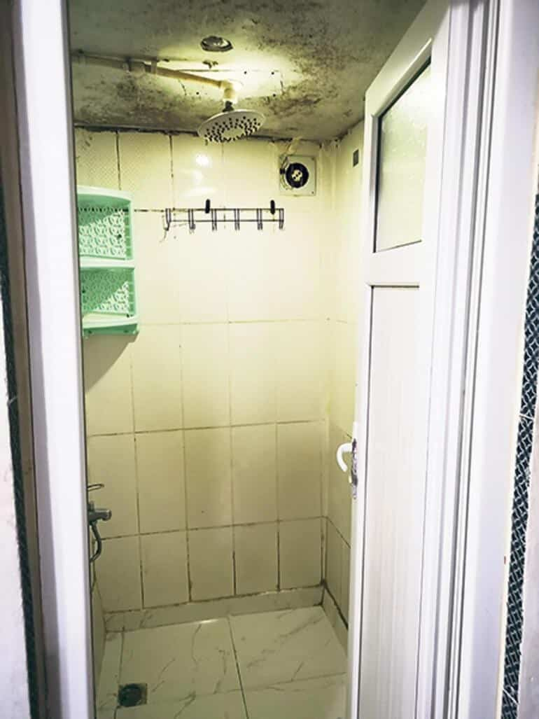 yurt banyosu