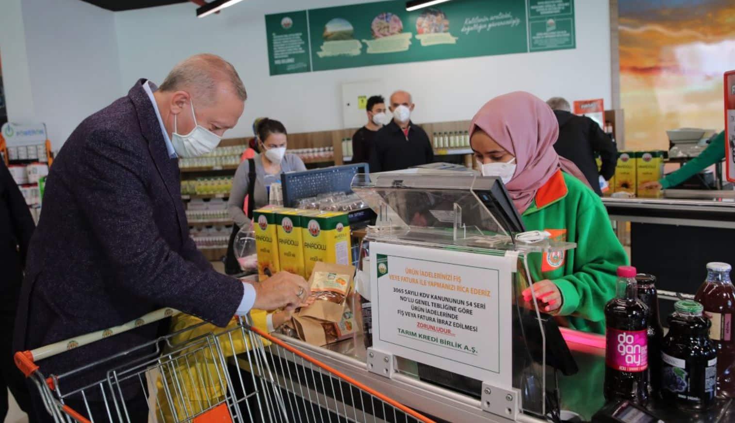 erdoğan market