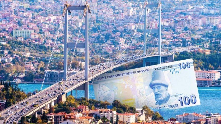 istanbul'da enflasyon