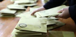 seçim zarfsız pusula