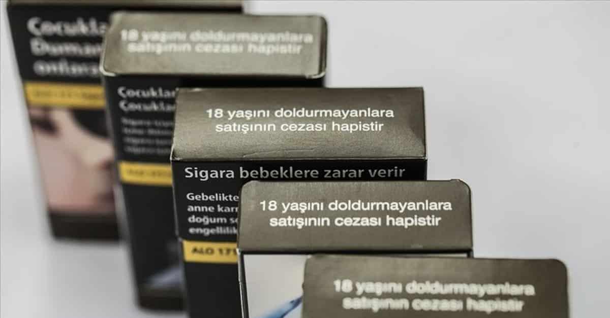 sigara zammı